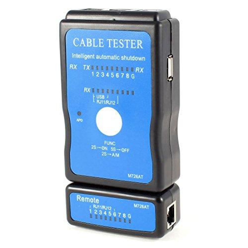 Preisvergleich Produktbild SODIAL (R) Multifunktionsdrucker USB RJ45 RJ11 LAN Netzwerk-Kabeltester