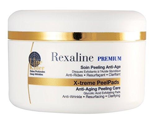 Rexaline X-treme Peel Pads Gesichtspeeling, 60 ml