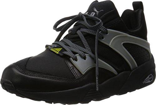Puma Blaze Of Glory Unisex Pelle Sneaker, Nero Black