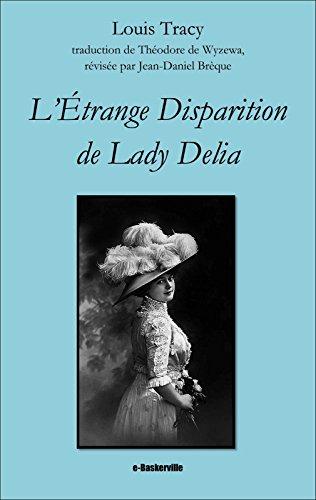 Jeans Delias (L'Etrange Disparition de Lady Delia (French Edition))