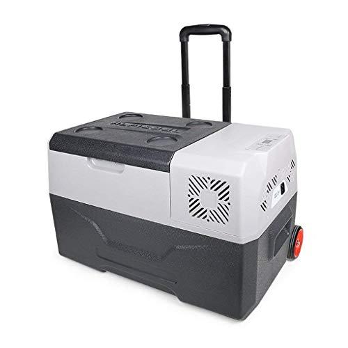 Stilvolle Einfachheit Auto-Spielraum-Kleiner Kühlraum 12V Beweglicher Kompressor-Abkühlung Tragen im Freien Mini Beweglicher Gefrierschrank, CZ, Auto und zu Hause