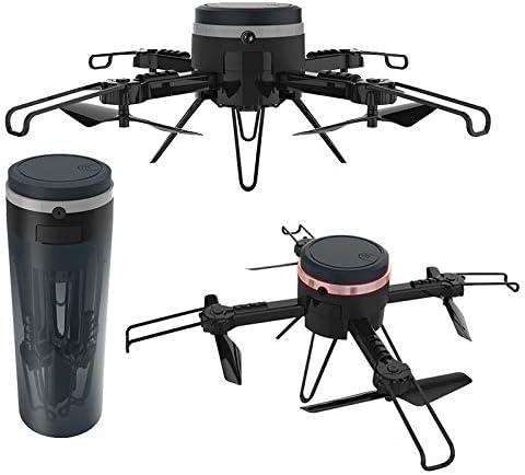 S-Eagle Mini TélécomFemmede À Quatre Axes De Drone Pliage Isolation Coupe WiFi C/720P Ultra Clear Caméra/Noir Creative | Luxuriant Dans La Conception