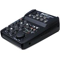Alto Professional ZMX52 Mixer Portatile Professionale 5 Canali con Jack XLR, Alimentazione Phantom + EQ + Aux in/out