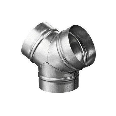 VENTS - Raccord Y pour système de ventilation - Ø 100mm