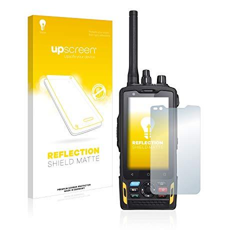 upscreen Entspiegelungs-Schutzfolie kompatibel mit RugGear RG760 - Anti-Reflex Bildschirmschutz-Folie Matt