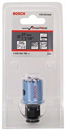 Bosch Professional 2608584785 Scie-Trépan, Blue/Black, 27 mm, 1 1/16