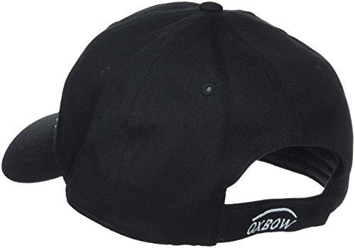 OXBOW Herren Oxv049340 Baseball-Cap, Marine schwarz