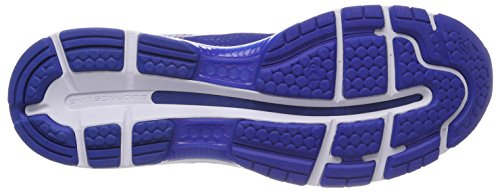 Asics Gel-Nimbus 20 Paris Marathon, Chaussures de Running Compétition Homme Multicolore (Beige Paris/blue 4545)