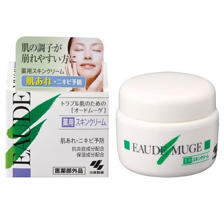 Eaude Muge Acne Skin Face Cream 40g - Japan No1 Acne Care Brand