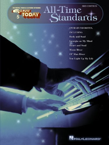 All time standards songbook e z play today volume 5 ebook hal all time standards songbook e z play today volume 5 by hal leonard fandeluxe Gallery