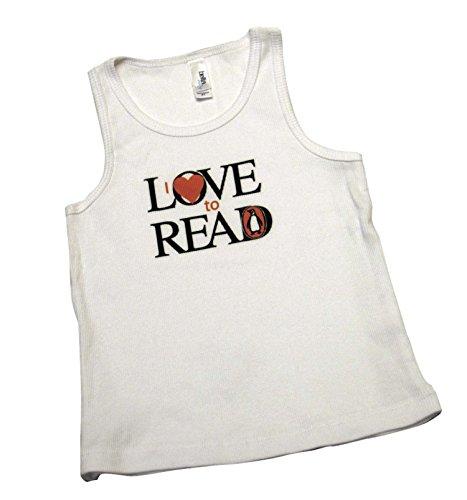 4t Tee (Kid Tee: I Love to Read (4T))
