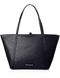 ARMANI EXCHANGE - Pebble Pu Tote, Borse Tote Donna