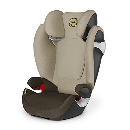 Preisvergleich Produktbild CYBEX GOLD Solution M, Autositz Gruppe 2/3 (15-36 kg), Kollektion 2015, Limestone