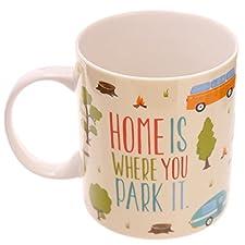 'Home is where you park it' - das ist das Motto aller Camping-Begeisterten und Wohnwagenbesitzer. Einfach dahin fahren, wo man es gerade am schönsten findet, denWohnwagen abstellen und zuhause sein - ein Traum! Wie schön, dass Sie den Kaffee nach de...