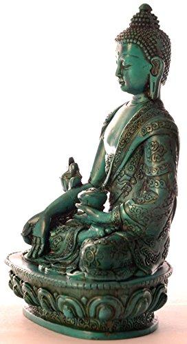 medizinbuddha-buddha-statue-resin-tuerkis-20-cm-hoch-2