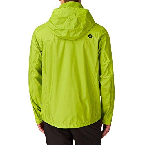 Marmot precip veste pour homme Vert - Vert mousse
