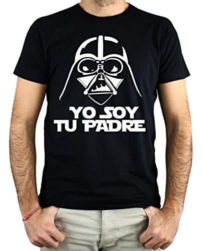 PLANETACAMISETA Camiseta Hombre - Unisex Yo Soy tu Padre