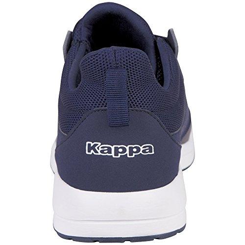 Kappa Tray II Sun, Sneaker Unisex – Adulto Blu (6710 Navy/White)