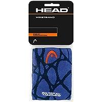Head Unisex - Adultos Radical Wristband 5\'\' Sudor Banda, Navy/Blue, One Size