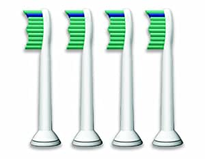 Philips Sonicare HX6014/26 Pro Results Brush Heads Standard Pack of 4