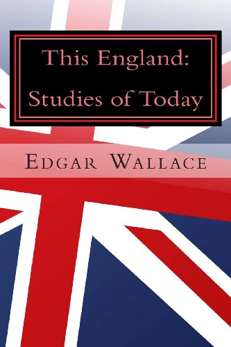 This England: Studies of Today