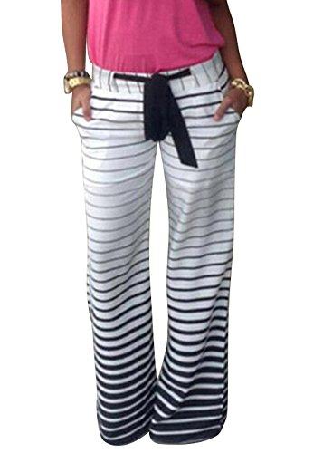 ABCWOO -  Pantaloncini  - Donna Stripe