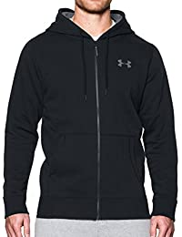 Under Armour Storm Rival Cotton Full Zip Sweat Homme