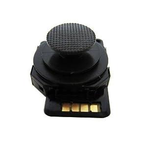 OSTENT 3D Button Analog Joystick Stick Reparatur Ersatz kompatibel für Sony PSP 2000 Konsole – Packung mit 5