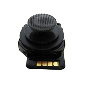 OSTENT 3D Button Analog Joystick Stick Reparatur Ersatz Kompatibel für Sony PSP 2000 Konsole – 2 Stück
