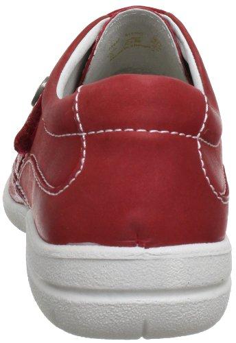 Josef Seibel 92437975830, Baskets mode femme Rouge (Rot 350)