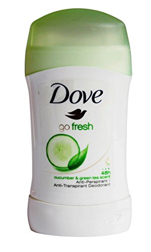 Dove Go Fresh (Cucumber & Green Tea) Antiperspirant Deodorant Stick 30ml