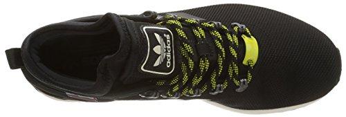 adidas ,  Herren Adidas ZX Flux Winter Navy Navy White Core Black/Core Black/Vintage White S15-St