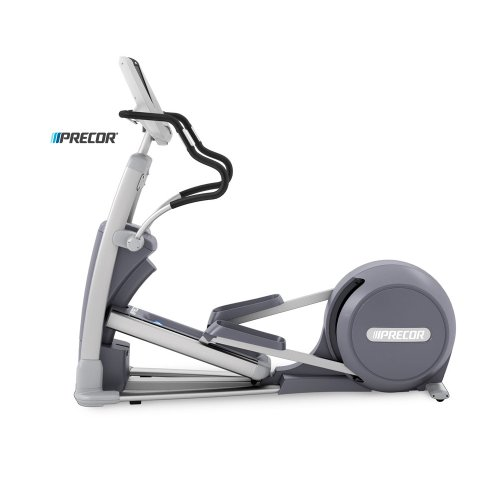 Precor EFX 883 Elliptical Fitness Crosstrainer inkl. Aufbau