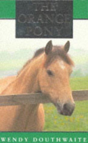 The orange pony