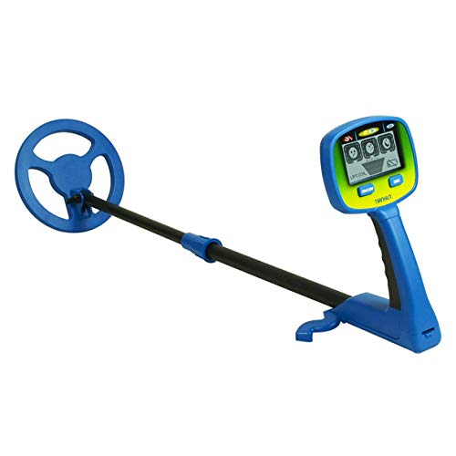 SaraHew74 Metal Detector Underground Beach Searching Machine Hine Coin Digger Gioco Audio