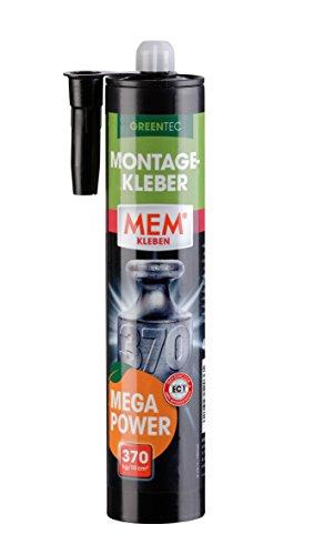 MEM Montage Kleber Mega Power Greentec 450g