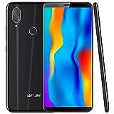 HAFURY Note 10 Smartphone (Negro)