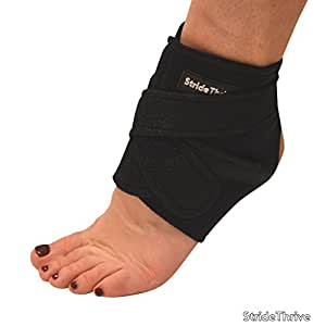 Single Achilles Tendon Support By StrideThrive