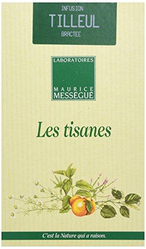 Laboratoire Messegué Tisane en vrac Tilleul 50 g