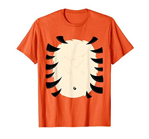 Ein Last Minute Kostüm - Tiger Kostüm Shirt Fasching Karneval Last Minute Halloween T-Shirt