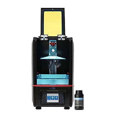 ANYCUBIC Photon UV DLP LCD Harz 3D Drucker, Vollständig montiert mit 2,8 Zoll Farbtouchscreen und einem Druckbereich von 115 x 65 x 155 mm