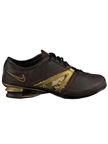 Nike , Chaussons de gymnastique pour femme Marron
