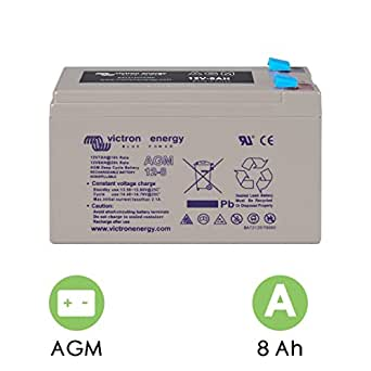Batterie agm 12v/8ah - victron energy