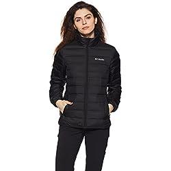 Columbia Lake 22 Jacket Chaqueta, Mujer, Negro, Talla L