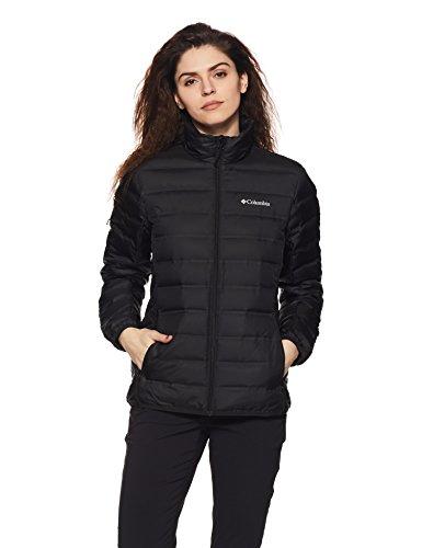 Columbia Lake 22 Jacket Chaqueta, Mujer, Negro, Talla M