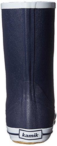 Kamik Sharon - Bottes Femme - bleu 2017 botte plastique Navy