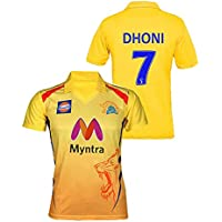 teky Csk Jersey 2021 ipl for Kids & Mens