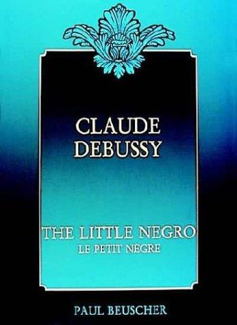 Partition : Debussy le petit negre
