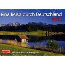 Harenberg Premium-Kalender Eine Reise durch Deutschland 2010