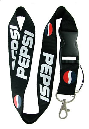 pepsi-lanyard-keychain-holder-with-snap-buckle-by-unknown